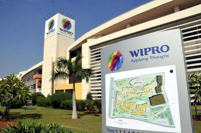 Wipro dips 5% as stock turns ex-date for buyback