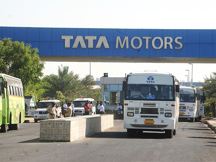 Tata Motors' global sales up 9% in Aug, at 94,201 units