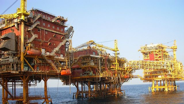 ONGC jumps over 4% on rise in crude prices